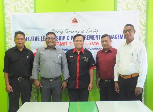 Leadership and Procuremant Training