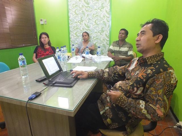MECAE Feasibility Study Training