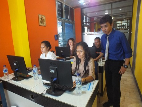 Pelatihan Modern Office Administration