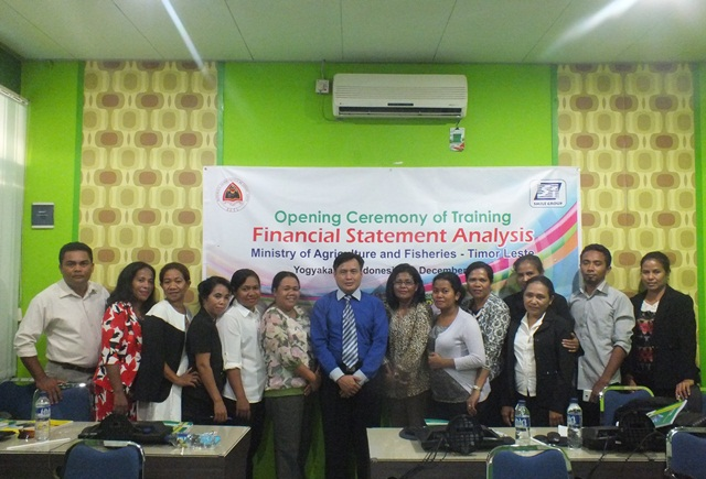 Pelatihan Financials Statement Analysis 01