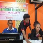 Pelatihan desain grafis