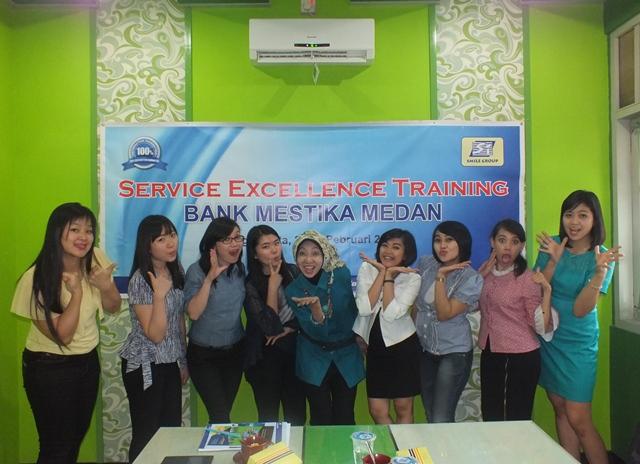 Pelatihan Service Excellent Perbankan