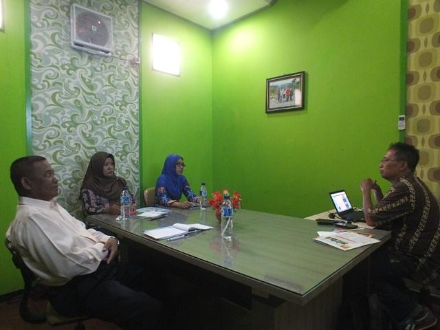 Pelatihan Jurnalistik kabupaten Seruyan