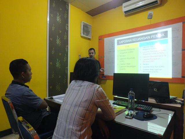 Pelatihan SAP 2016