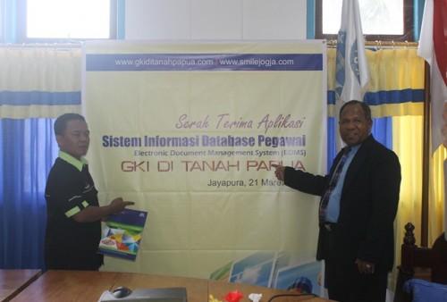 Launching Sistem Informasi Manajemen Database Pegawai