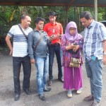 Praktek GPS dan GIS