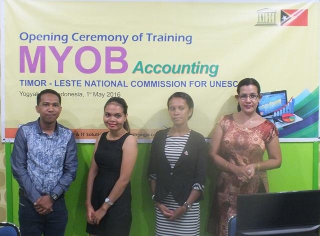 MYOB Accounting Training