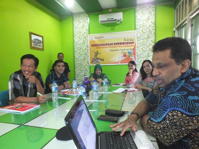 Achievement Motivation Training (AMT) Yogyakarta