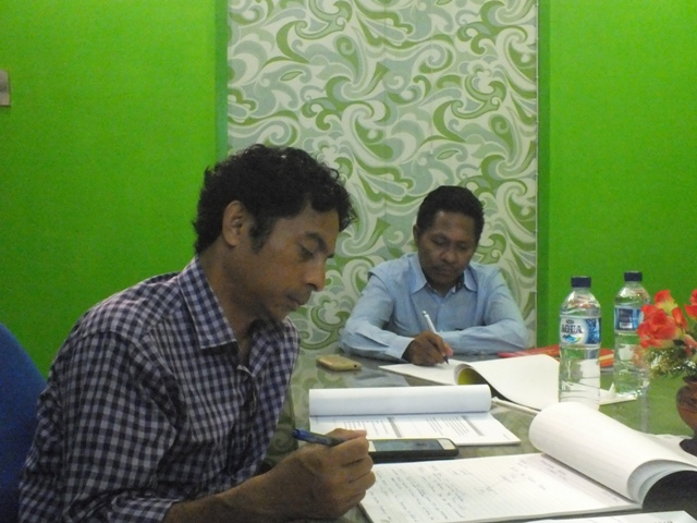 HRD & Project Management Training