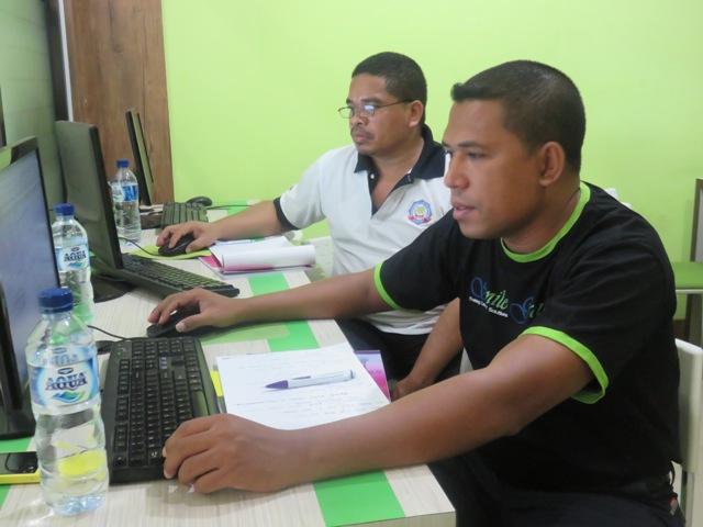 Pelatihan Pengolahan Data Statistik Dengan Excel