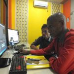 Praktik video editing