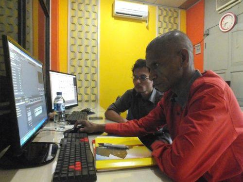 Praktik video editing