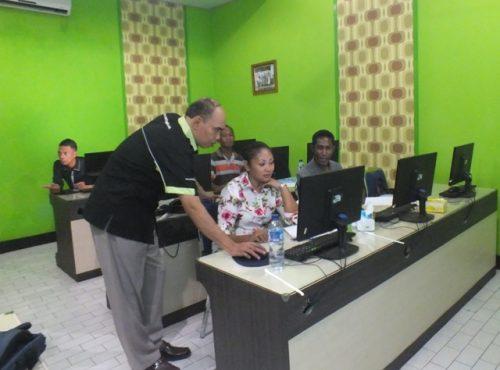 Pelatihan administrasi perkantoran modern