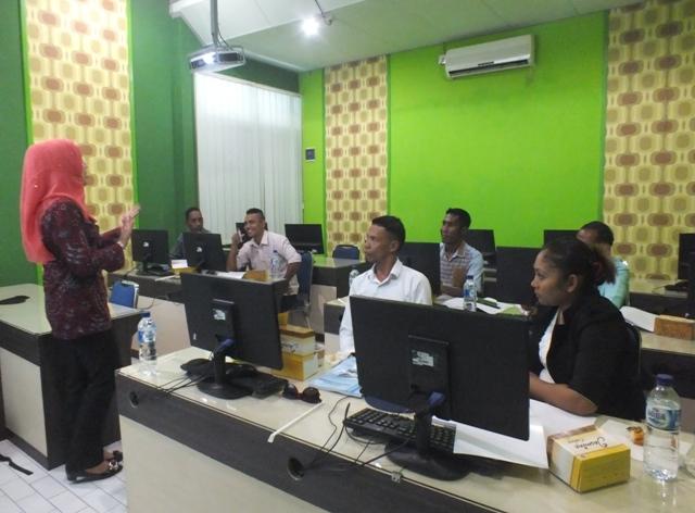 Pelatihan manajemen administrasi perkantoran
