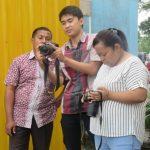 Pelatihan fotografi untuk Humas