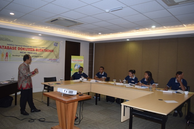 Electronic Document Management System Training