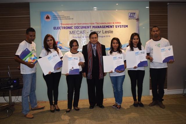 Electronic Document Management System Training(E-DMS)