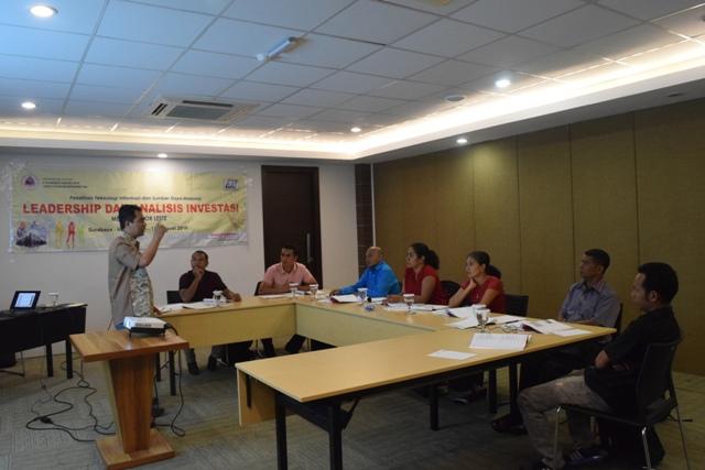 Leaderships Skills Training