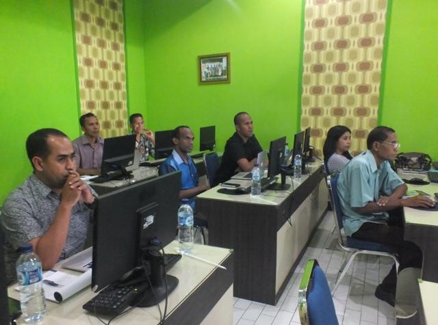Pelatihan Administrator Website