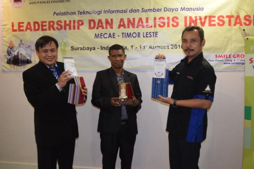 Training of Leaderships Skills, Investment Analysis and Document Management System