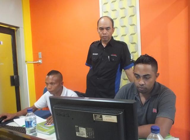 Pelatihan Jaringan Windows server