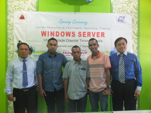 Pelatihan Windows Server