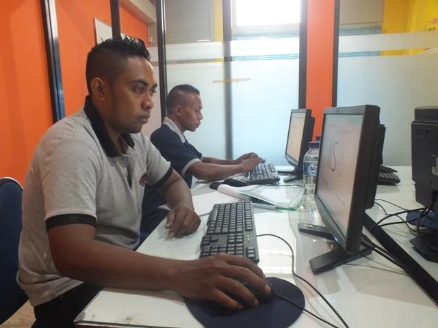 Pelatihan windows server 2012