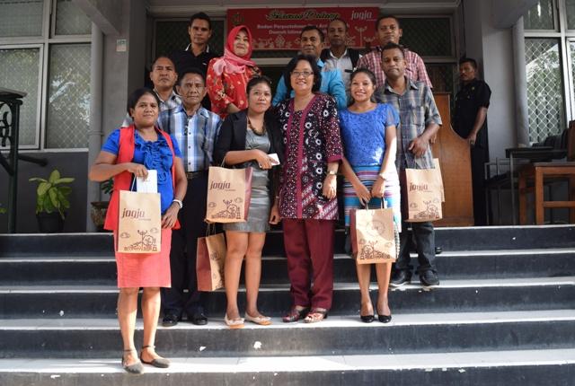 Kunjungan dan Pelatihan EDMS smile Group Yogyakarta