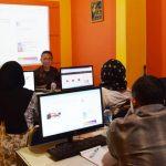 Pelatihan Jurnalistik Website