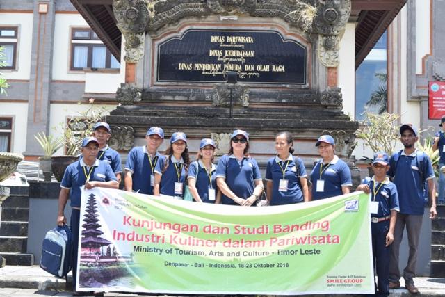 Studi Banding Industri wisata Kuliner
