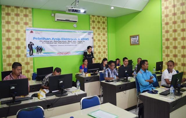 EDMS Training Yogyakarta