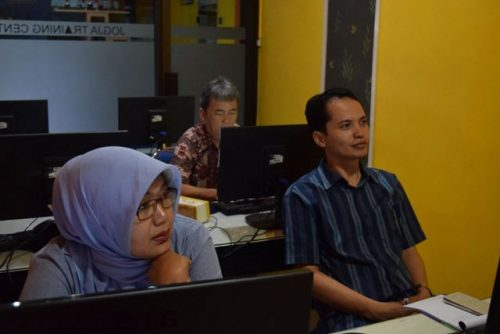 pelatihan security data dalam jaringan