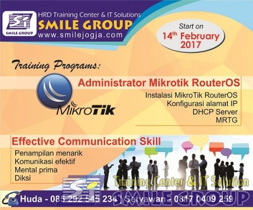 Mikrotik and Communication skill