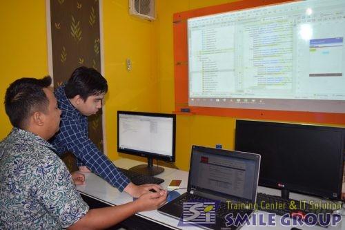 RSUD Sungailiat Pelatihan Pemrograman web dan Android