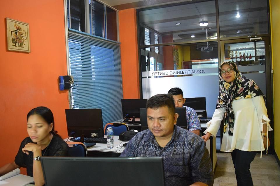 Dinas PUPR Halmahera - Pelatihan Web GIS