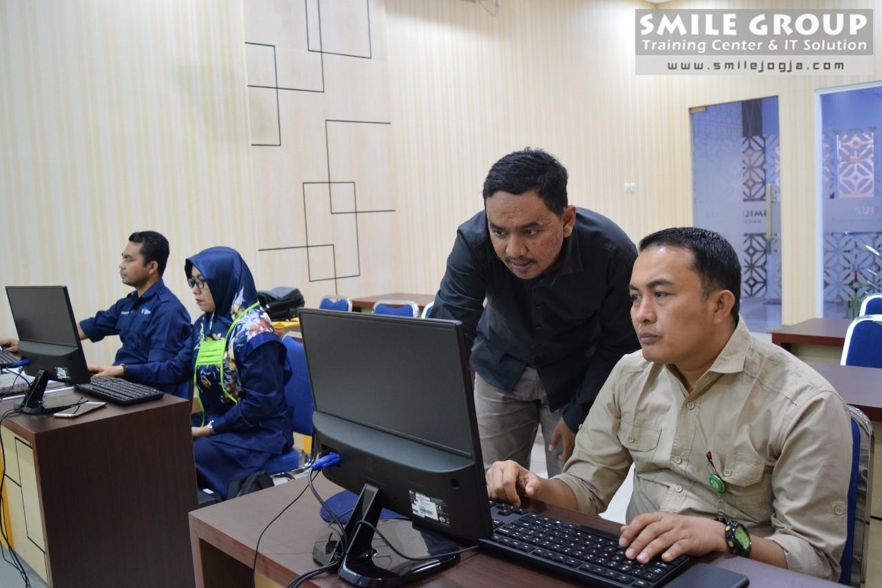 pelatihan gis dasar kantor kesehatan pelabuhan dumai