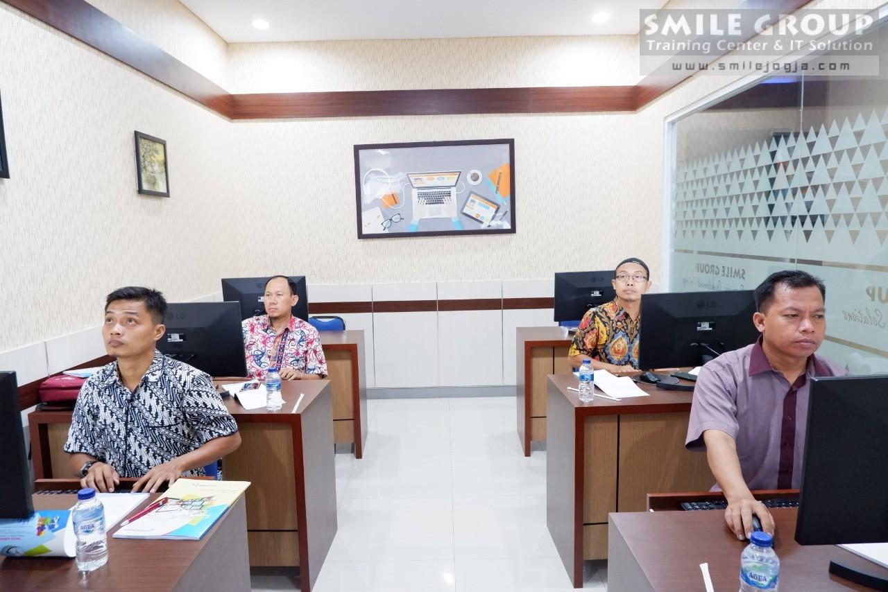 bkppd kota tegal pelatihan administrator web